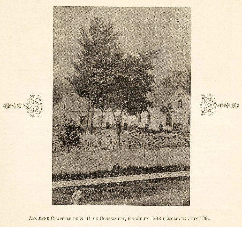 Chapelle N.-D. de Bonsecours