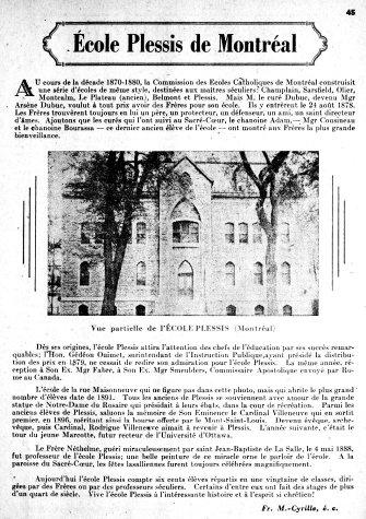 Jeunesse et Hérauts septembre 1951