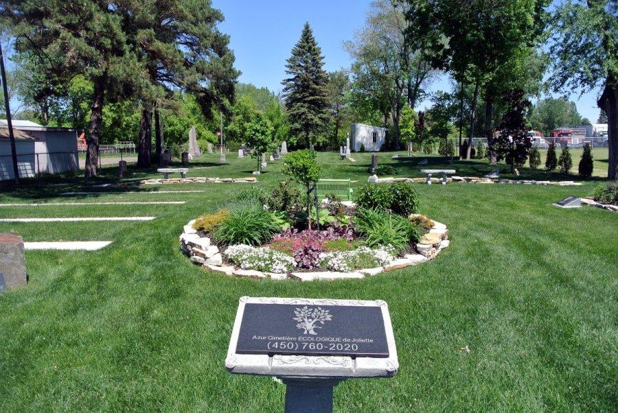 Le cimetière protestant de Joliette