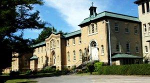 Le monastère de Berthierville