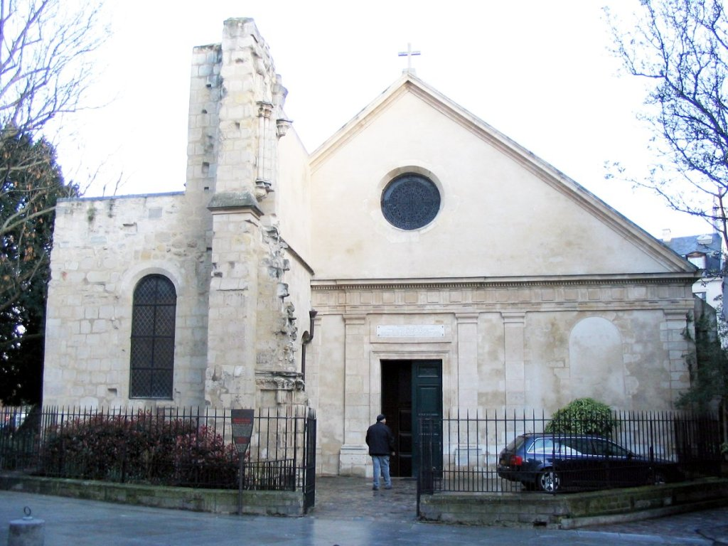 St Julien-le-Pauvre