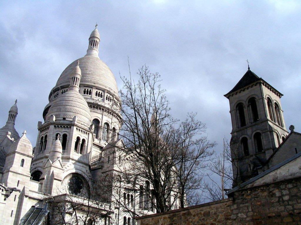 Les 2 églises de Montmartre