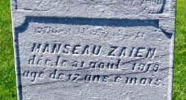 Manseau Zaien, Joliette
