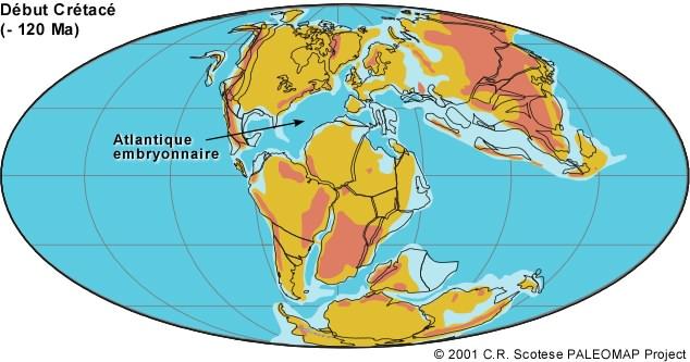 -120 millions d'années