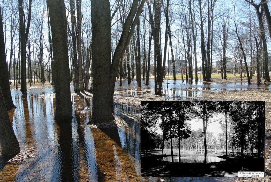 L'étang du séminaire