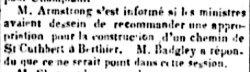 La Minerve - 19 juillet 1847