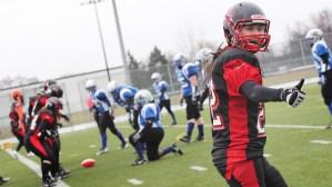 Montreal Blitz wide receiver