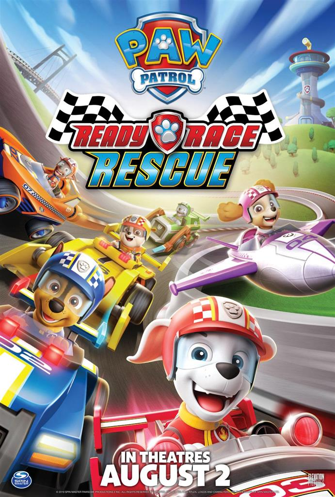 When Does Paw Patrol Movie Come Out : patrol, movie, Cineplex, Family, Favourites:, Patrol:, Ready, Rescue, Montreal, Families