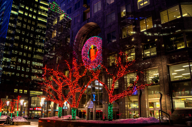 Montreal In PicturesChristmas Decorations Archives