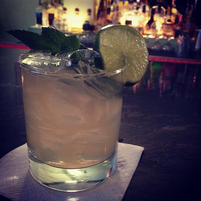 The EmeraldLe bar sans nom 1920s Speakeasy Cocktails