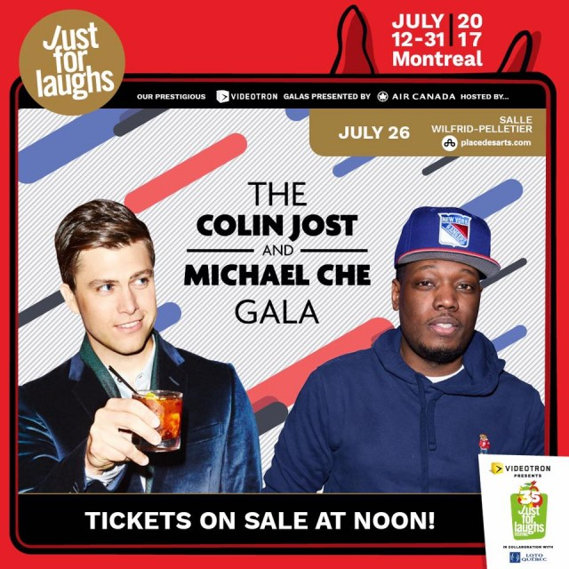 Just Laughs Montreal 2017 Dates