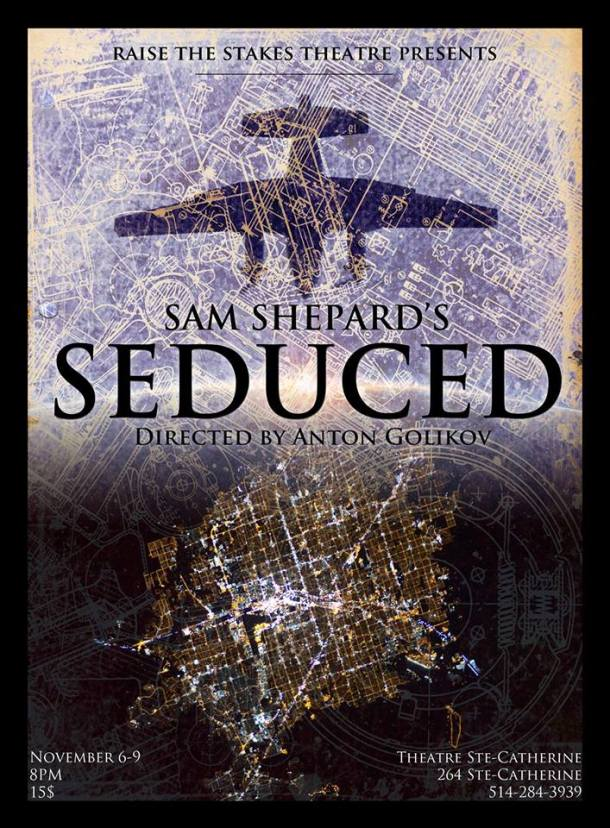 sam sheperd Seduced