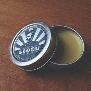 Groom Moustache Oil