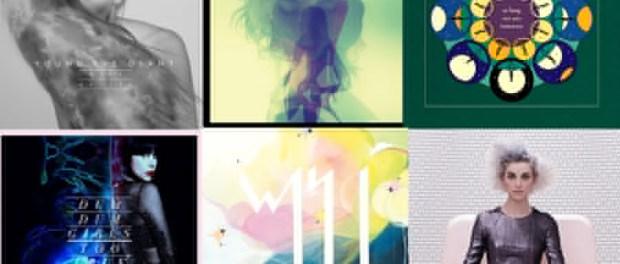 Album Covers 2014