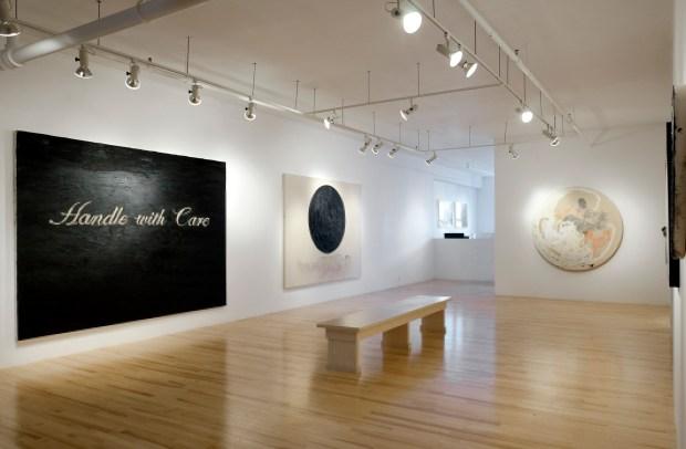 Exhibition. Photo Natalie Reis