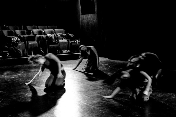 Coming and Going Rehearsal. Photo Oksana Lysenko