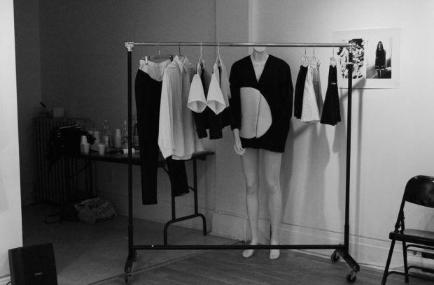 Christina Julien Fashion Pop Up. Photo LIli Hudecova.