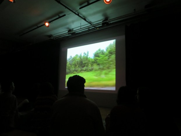 Edgy Film Screening. Photo Rachel Levine