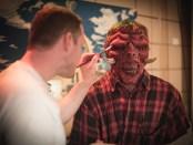 Mascara and Popcorn Body Horror Contest. Photo Corey Kaminski