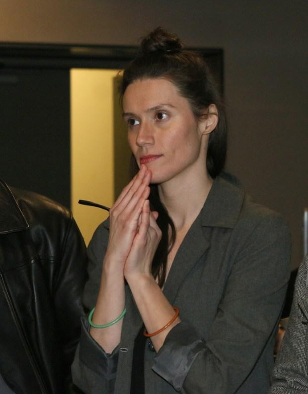 Julie Favreau. julie Favreau Finissage and Catalogue Launch