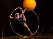 L'École Nationale de Cirque. Photo Roland Lorente