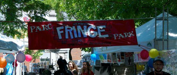 Fringe Park 2014
