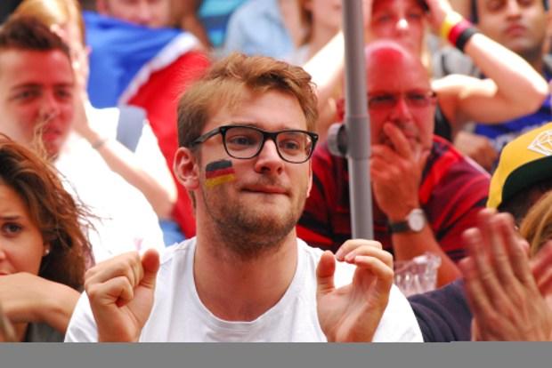 Cafe Frappé. France vs. Germany. Photo German Silva.