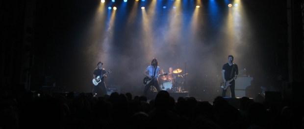 Soundgarden at Metropolis. Photo Jean Frederic Vachon.