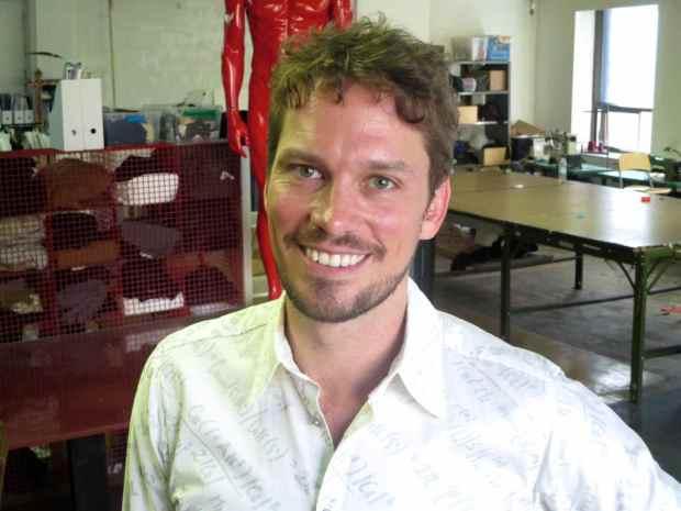 Jon Gulick. Photo Rachel Levine