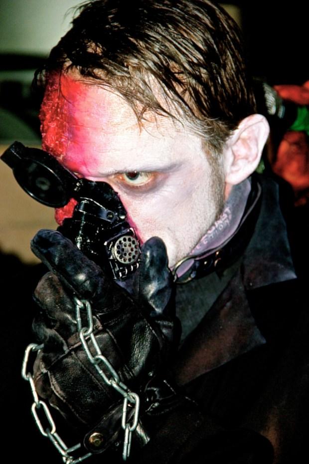 Dr. Psychose L'Hotel 54 Monster. Mascara & Popcorn Festival. Photo Michael Bakouch