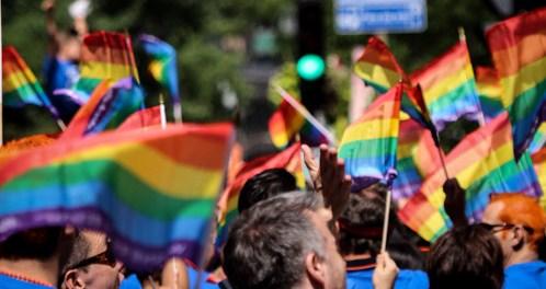 Montreal Pride Parade 2014. Photo Magali Crevier.