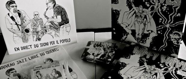 Music. Eastern Bloc Garage Sale. Photo Michael Bakouch.