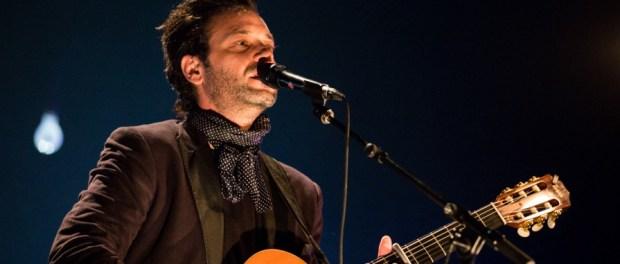 Adam Cohen. Photo Bruno Destombes