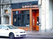 Le Divan Orange. Photo Rachel Levine