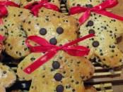 Chocolate Chip Teddy Bear Bread. Premiere MOisson. Photo Esther Szeben