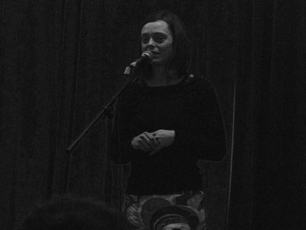 Nisha Coleman. Yarn. Photo Rachel Levine