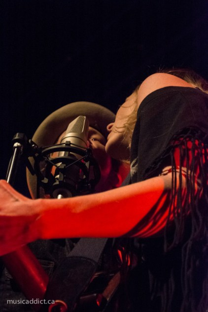 Whitehorse at l'Astral Feb 21 2015. Photo by Jean-Frederic Vachon