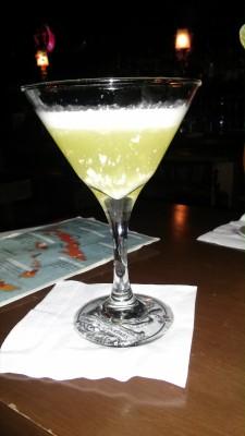 lemon is the sky. bar le lab. cocktail