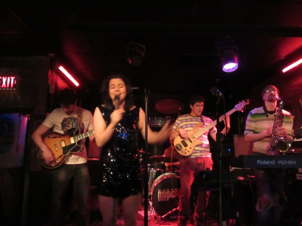 Tear Away Tusa at Canadian Music Week 2015. Photo by Robyn Homeniuk.