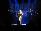 Prométhée Inc. Montreal Fringe for All. Photo Rachel Levine