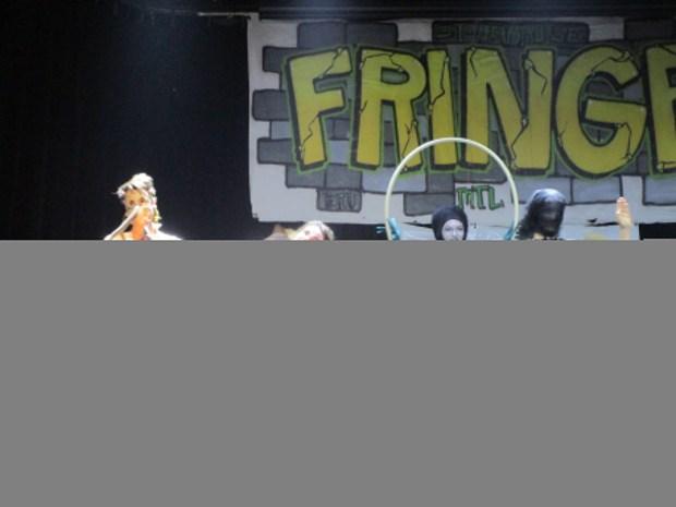 Probablement la Genèse. Montreal Fringe for All. Photo Rachel Levine