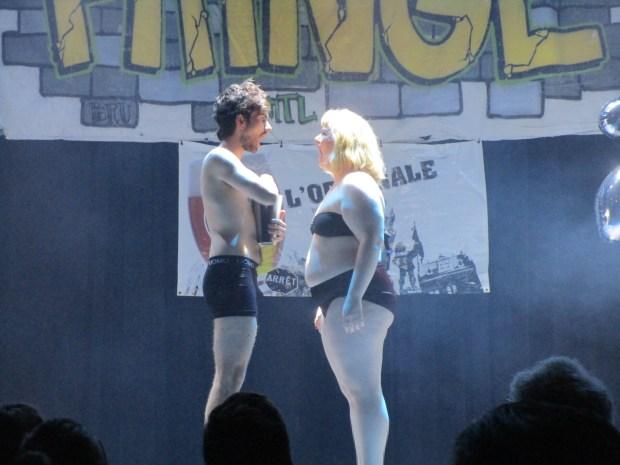 Vanitas. Fringe for All. 2015. Photo Rachel Levine