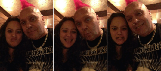 Selfies With Wattie Buchan