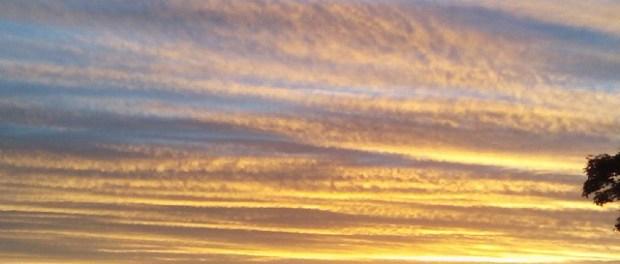 sunrise. photo gerard harris