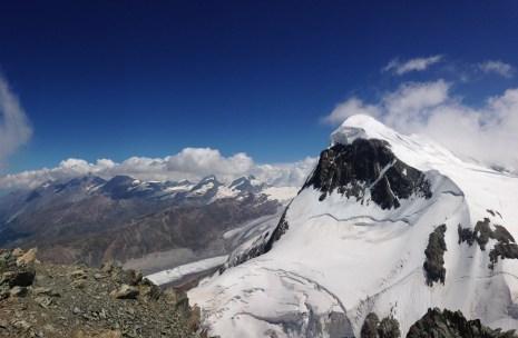 Matterhorn Glacier Paradis Panorama