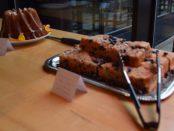 Dessert table. Omnivore. Photo Nicole Yeba.