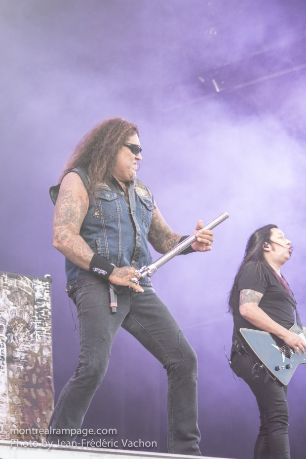 Heavy Montreal - Testament - August 08, 2015 - Photo Jean Frederic Vachon
