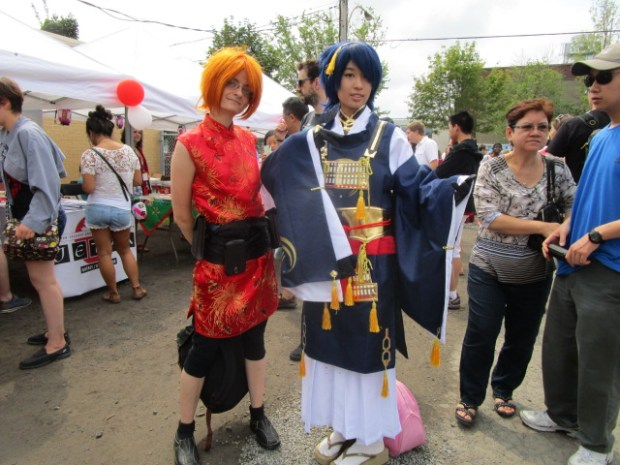 Japanese Cultural Fair 2015. Photo Rachel Levine