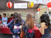 Japanese Cultural Fair 2015. Photo Rachel Levine