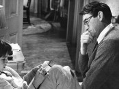 "Still from ""To Kill a Mockingbird"", the 1962 movie adaptation of the beloved novel."